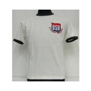 【40%OFF!】THE FEW(フュー)MILITARY Tee[US NAVY AFTER THE MISSION]【在庫処分品/返品・交換不可】WHT /ミリタリー/半袖T...