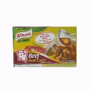 knorr Beef Broth Cubes 60g クノール ビーフ キューブ
