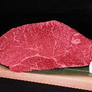 讃岐牛・オリーブ牛 和牛ランプブロック肉 かたまり肉1kg/(ローストビーフ ステーキ 焼き肉 焼肉)に香川(...