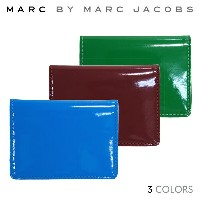 MARC BY MARC JACOBS マーク バイ マークジェイコブス Patent Pending Wallet カードケース パスケース【05P03Sep16】【RCP】