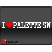【Fproducts】アイラブステッカー/PALETTE SW/アイラブ パレットSW【02P03Dec16】