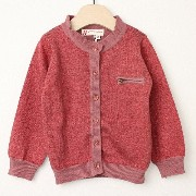 【SALE!セール!】American Outfitters(アメリカン・アウトフィッターズ) CARDIGAN カーディガン ラメ ピンク