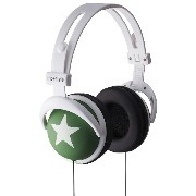 MIXSTYLE HEADPHONES STAR グリーン MIX-260082