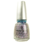 CHINA GLAZE Glitter Nail Lacquer with Nail Hardner - Prism (並行輸入品)