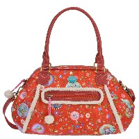 Oilily Fancy Planet キャリーオール レッド OES1287-1904
