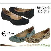 SALE!!★30%OFF★送料無料!!【日本正規品】【Earties アーシーズ】【earth shoes アースシューズ】フラットシューズ【The...
