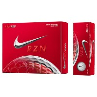 Nike RZN Red Golf Balls【ゴルフ ボール】