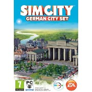 Sim City Expansion German City Packs (PC DVD) (輸入版)