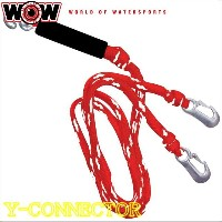 【WOW・ワオ】引っ張り物・Y CONNECTOR・ワイコネクター(TOWING TUBE・トーイングチューブ)W11-3030