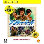 【PS3】アンチャーテッド 黄金刀と消えた船団 PlayStation 3 the Best 【税込】 ソニー・コンピュータエンタテインメ...