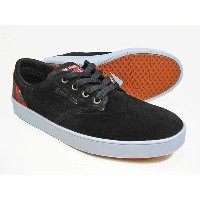 EMERICA(エメリカ)/THE ROMERO LACED×THRASHER/ Black×White