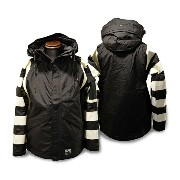 "【WESTRIDE ウエストライド】ジャケット/MOUNTAIN RIDERS JACKET""BORDER"" ★送料・代引き手数料無料!REAL DEAL"
