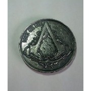 Assassins Creed III Join or Die Medallion - Connor's Medal Coin Assassin's Creed Limited Edition