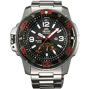 オリエント 時計 メンズ 腕時計 Orient SEL06002B Men's Limited Edition X STI M-Force Power Reserve Automatic Diver Watch