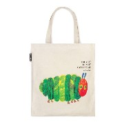 【Out of Print】 Eric Carle / The Very Hungry Caterpillar Tote Bag