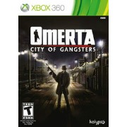XBOX360 OMERTA: CITY OF GANGSTERS【北米版】