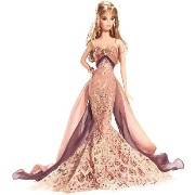 Barbie バービー Collector 2007 GOLD Label - CHRISTABELLE Doll 人形 ドール