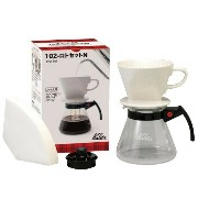 Kalita(カリタ) ドリップセット&ギフトセット 102-ロトセットN 35163【S1】