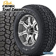 265/60R18 DICK CEPEK Trail Country WH 265/60-18 オフロードタイヤ of
