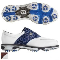 FootJoy DRYJOYS TOUR Bicycle Toe Saddle Shoes【ゴルフ ☆ゴルフシューズ☆>スパイク】