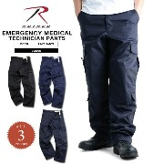 S★ROTHCO ロスコ E.M.T.(EMERGENCY MEDICAL TECHNICIAN)パンツ メンズ