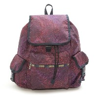 LeSportsac レスポートサック 7839-D577 Voyager Backpack(ボヤージャーバックパック)Bali/リュックサック