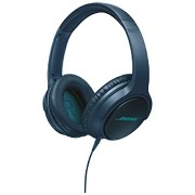 【送料無料】 BOSE iPad / iPad mini / iPhone / iPod対応 [マイク付] ヘッドホン (ブルー) SoundTrue around-ear headphones II IP...