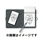 ワコム Bamboo Spark with tablet sleeve ブラックグレー CDS600PG