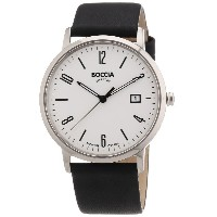 Boccia 3557-01 - Men's Wristwatch