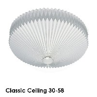 LE KLINT(レ・クリント)Classic Ceiling 30(クラシック・シーリング)/58cm/北欧シーリングライト/デザイナーズ照明【...