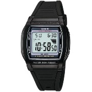 Casio Men's W201-1AV Alarm Chronograph Watch [並行輸入品]