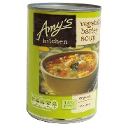 Amy's Kitchen - Vegetable Barley Soup - 400g (Case of 6)