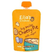 Ella's Kitchen - Stage 2 Baby Food - Cheese Pie - 130g