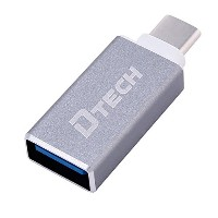DTECH USB3.1 Type-C 変換アダプター 《 USB3.1 Type-C to USB3.0 AF 》