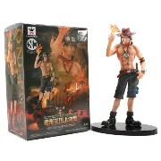 ONE PIECE ワンピース SCultures 造形王頂上決戦 vol.4 ポートガス・D・エース 単品 バンプレスト プライズ