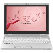 CF-RZ4GD2NS [Let's note RZ4 法人モデル(M5/SSD/8.1/電L)] ビジネスPC
