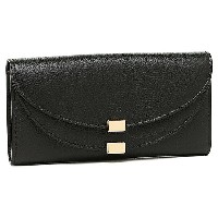 クロエ 財布 CHLOE 3P0284 043 001 GEORGIA LONG ZIPPED WALLET 長財布 BLACK
