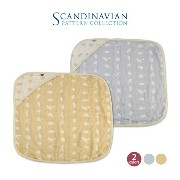 SPC(Scandinavian Pattern Collection)6重ガーゼ おくるみ 日本製 n0300 5P01Oct16