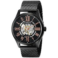 ステューリング オリジナル 腕時計 メンズ 時計 Stuhrling Original Men's 747M.03 Atrium Elite Automatic Skeleton Mesh Stainless Steel...