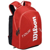 Wilson(ウイルソン) TOUR BACKPACK BAG S RE ツアーバックパック レッド WRZ843395-RED