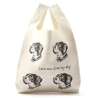 FAB.PO TOTE B-07【メランジェ マガザン/Melanger Magasin トートバッグ】