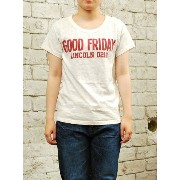 【sale セール】【45%OFF】PACIFIC PARK STORE(パシフィックパークストア)スラブ天竺半Tee good friday pps-20307【ネコポ...