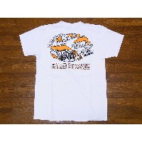 CHESWICK[チェスウィック] Tシャツ ロードランナー CH77292 ROAD RUNNER RR COMING THROUGH (NATURAL) 【RCP】