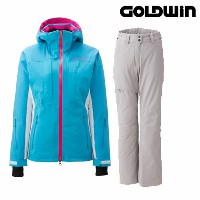 GOLDWIN ゴールドウィン 2015/2016 レディース スキーウェア 基礎 DEMO W's Radical Jacket & W's Radical Pants (CL×PH):GL11503P GL31503P...