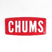 CHUMS(チャムス) ステッカーチャムスロゴ スモール Sticker CHUMS Logo Small 2016SS CH62-1072 No Color Free