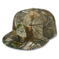 NEW ERA CLEVELAND BROWNS 【NFL TEAM-BASIC/REALTREE CAMO】 ニューエラ クリーブランド ブラウンズ 59FIFTY FITTED CAP フィッテッ...