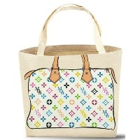 My Other Bag トートバッグ ZOEY MULTI WHITE made in USA