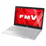 FMVS55WWP【税込】 富士通 13.3型ノートパソコン FMV LIFEBOOK SH55/W (Office Home&Business Premium プラス Office 365) [FMVS55WWP...