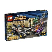 LEGO Super Heroes Batmobile and The Two-Face Chase 6864 レゴ レゴ スーパー・ヒーローズ バットモー