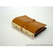 【a core products / アコレ プロダクツ】System notebook (leather)/システム手帳レザータイプ(ミニ6穴サイズ)